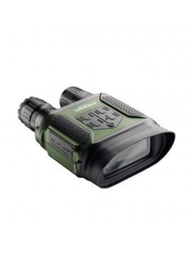 Binoclu digital night vision NV-400 Burrel, zoom reglabil 3,5x-7x