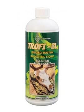 Solutie concentrata de reconditionare a trofeelor de vanatoare Trofi-Bl For, peroxid 12%, 1 litru