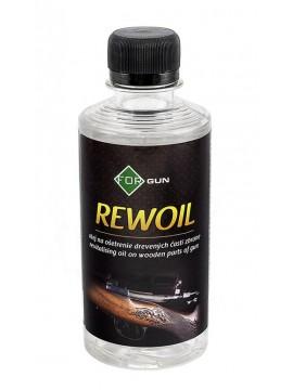 Ulei pentru protectia si conservarea componentelor din lemn ale armei Rewoil For, anti abraziune, anti crapaturi, strat impermeabil, inodor, 250 ml