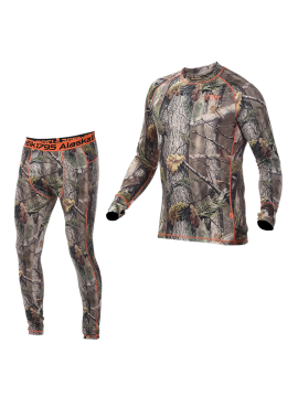 Set AlaskaElk Base Layer BlindMax HD 180G