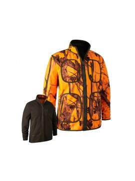 Jacheta reversibila GameKeeper Fleece Deerhunter