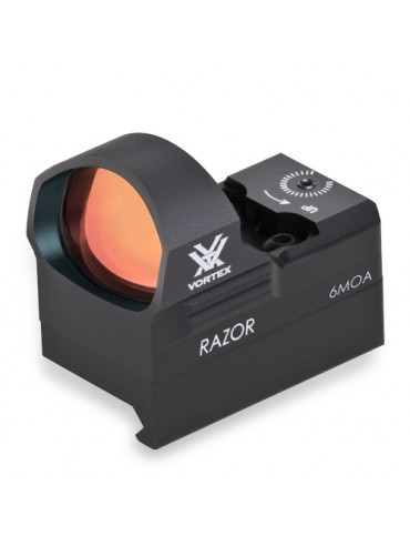 Red Dot Vortex Razor 6 MOA