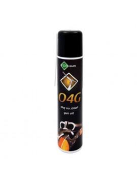 Ulei pentru ingrijirea si protectia armei O4G For, anti rugina, anti imbatranire, spray, 200 ml