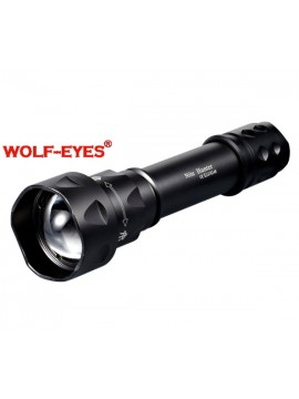 LANTERNA ARMA WOLF EYES NIGHT HUNTER